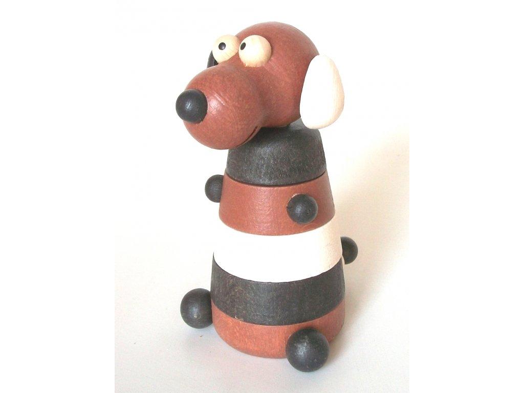 vyrp11 1727Drevena skladacka pes