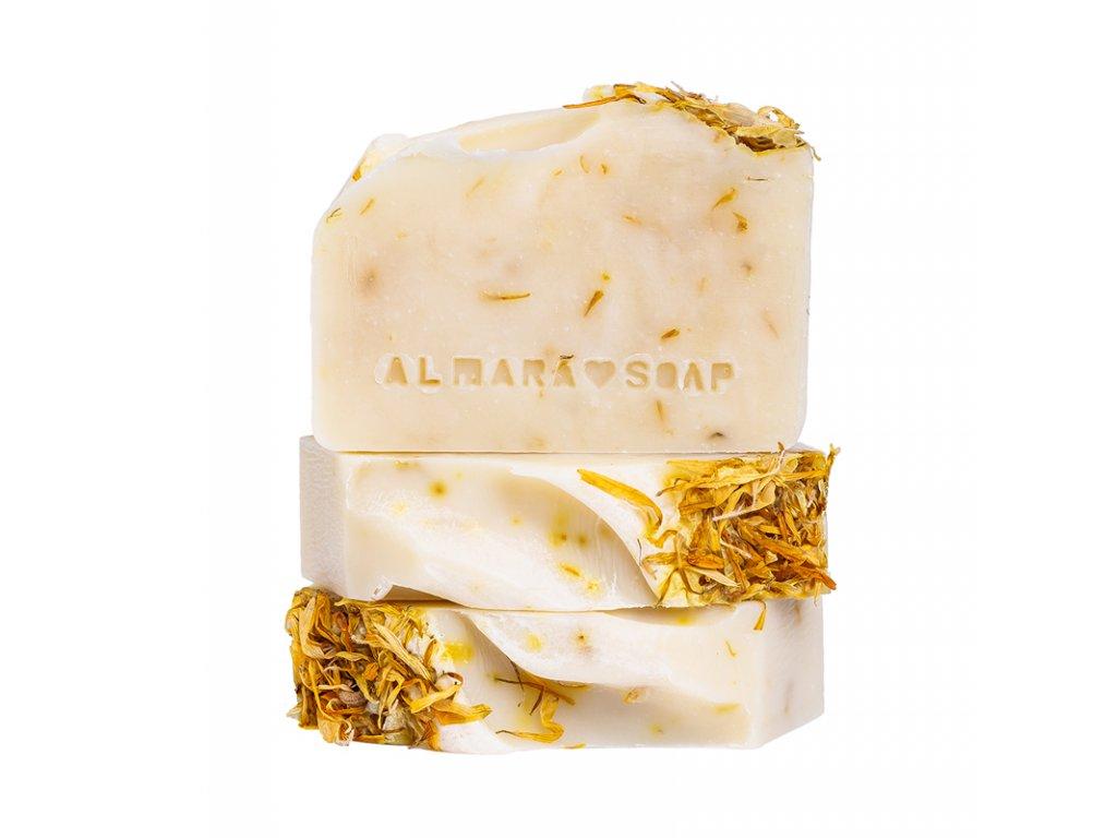 Tuhé mýdlo Baby Almara Soap