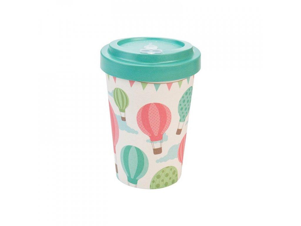 woodway opakovane pouzitelny kelimek na kavu z prirodniho materialu zelenadomacnost baloons