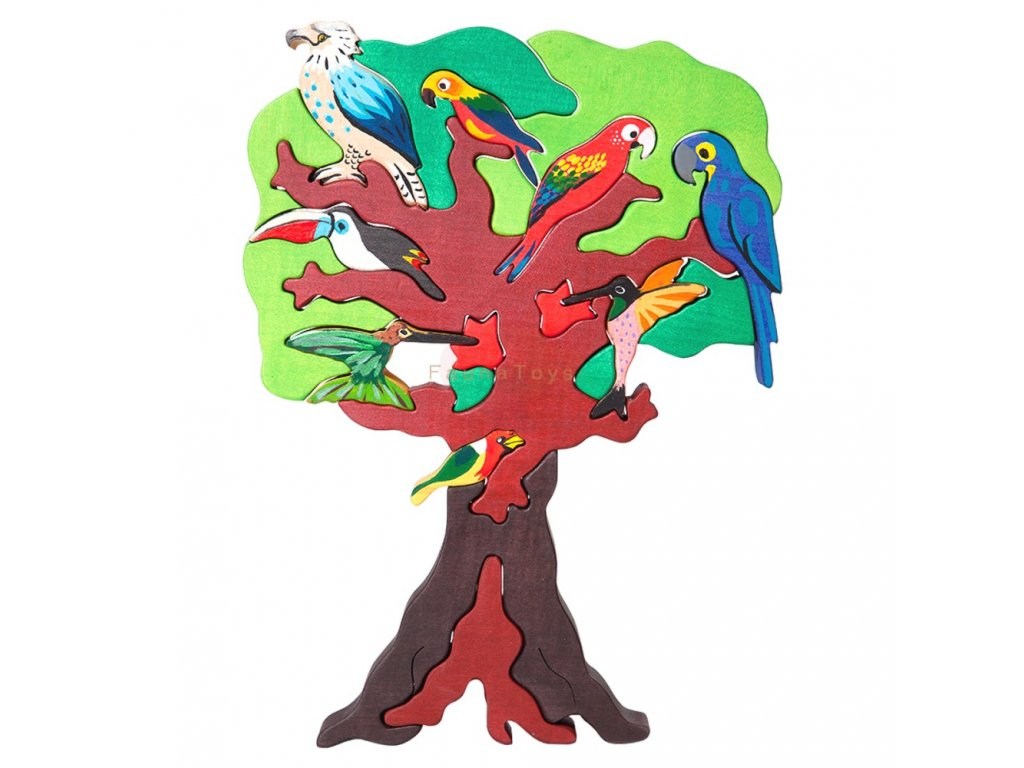 vyr 88pedagogicke puzzle strom jizni amerika