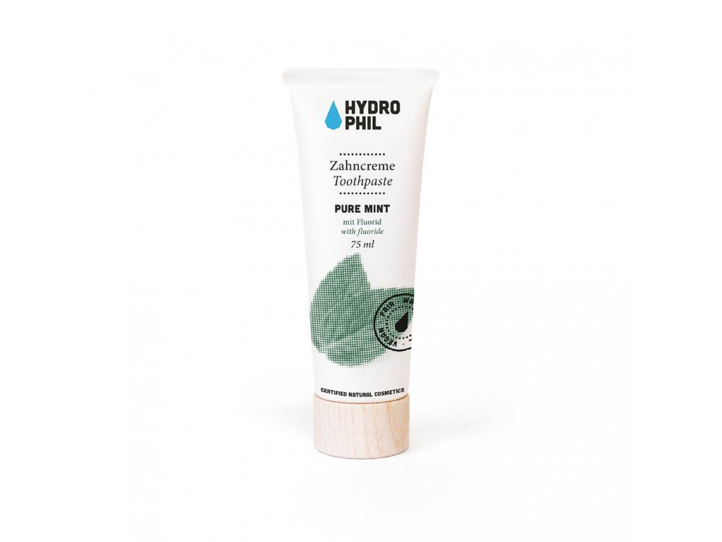 HYD Zahncreme Pure Mint shop 1