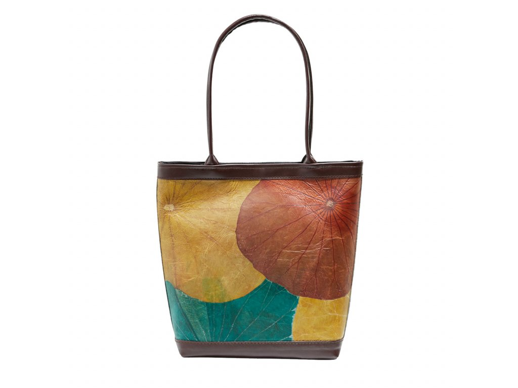 Lotus bag vegan leather Thamon product1 back 1800x1800