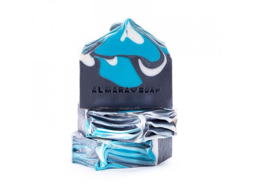 Tuhé mýdlo Morning Shower Almara Soap