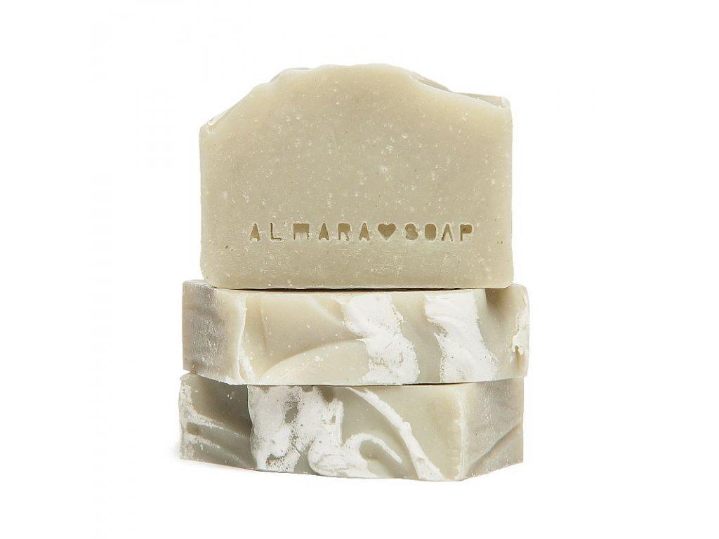 Tuhé mýdlo Konopí Almara Soap