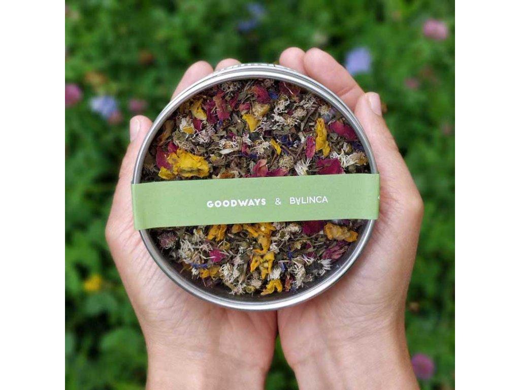 Herbs&Blossoms bylinný čaj GoodWays