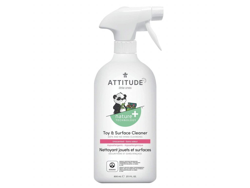 10169 ATTITUDE little ones toy surface cleaner fragrance free front 1 jpg 1800x1800