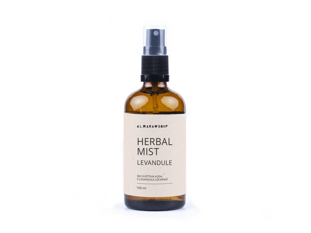 herbal mist levandule produkt