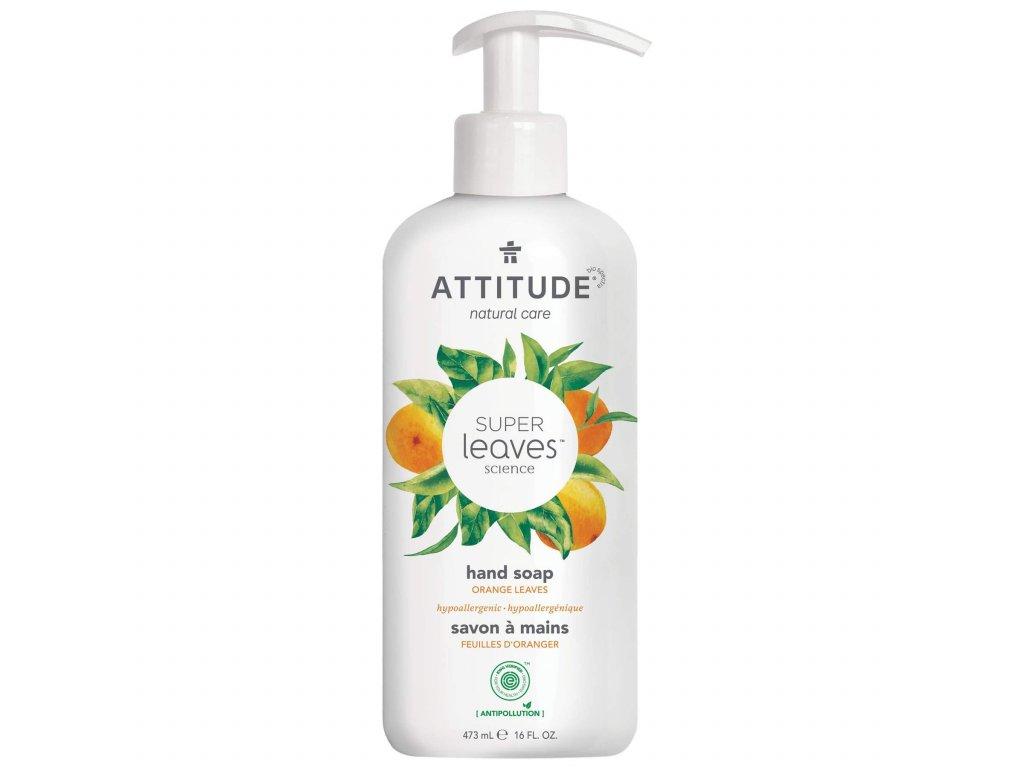 Super leaves hand soap orange leaves 14098 en FRONT 1800x1800