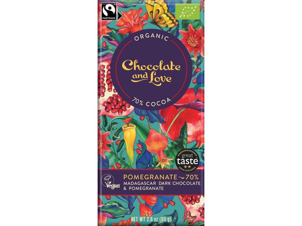 ChocolateandLovePomegranate80gBarand40gbarv1 2400x