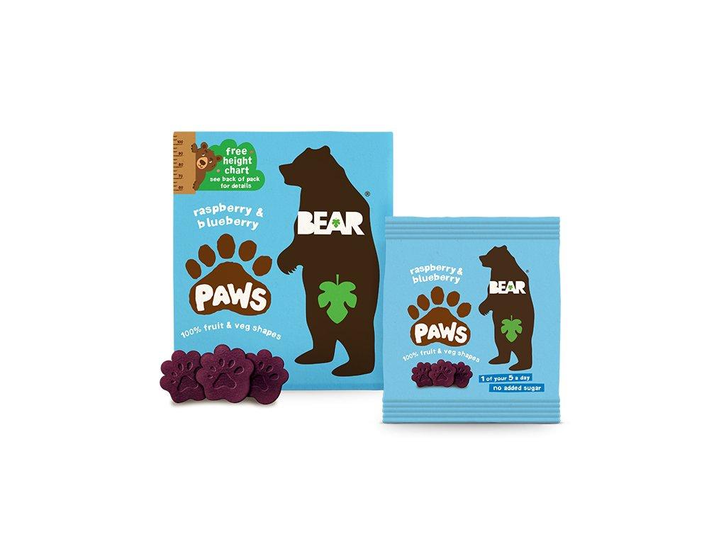 60895a0d932eca68f0042534 BEAR Paws Packshot Lockup raspberry blueberry RGB 2021