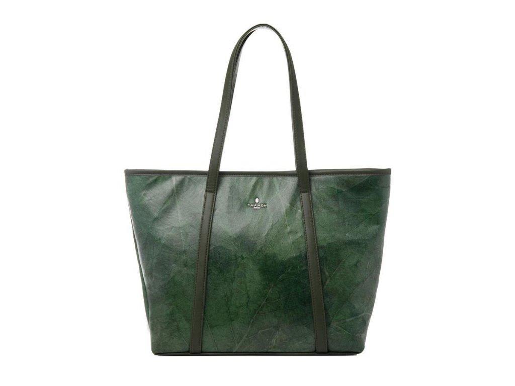Forest Alma Tote bag women bag vegan leather vegan bags Front Thamon 900x900