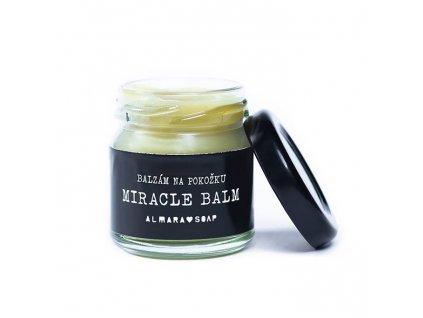 Balzám na ekzém a lupenku Miracle Balm Almara Soap