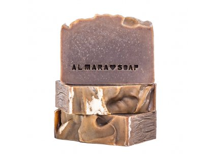 Tuhý šampon New Hair Almara Soap