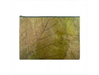 green real leaf file front 1