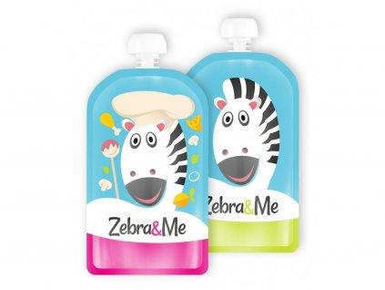 4430 5 zebra me kapsicka na detskou stravu 2 ks chef