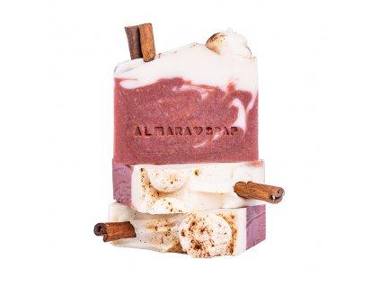 Tuhé mýdlo Apple Cider Almara Soap