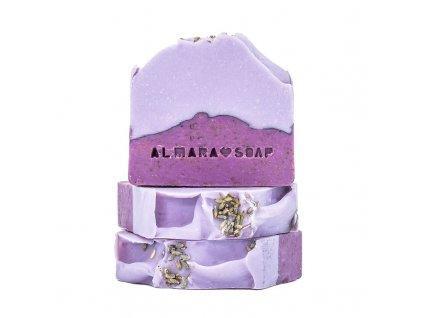 Tuhé mýdlo Lavender Fields Almara Soap
