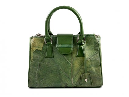 Green top Handle Bag thamon london