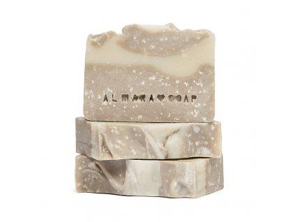 Tuhé mýdlo Dead Sea Almara Soap