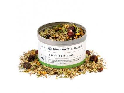 Tea breathe and immune caj herbal