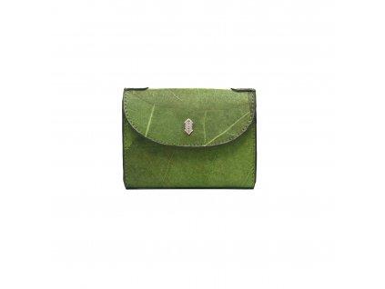 Greenpippacoinpurse women swallet leafleather Thamonlondon front 2edit c4d24364 d370 4cc1 b5d7 054e68a17bad 1800x1800