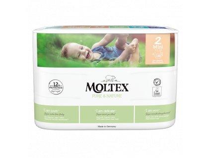 moltex diaper size mini front