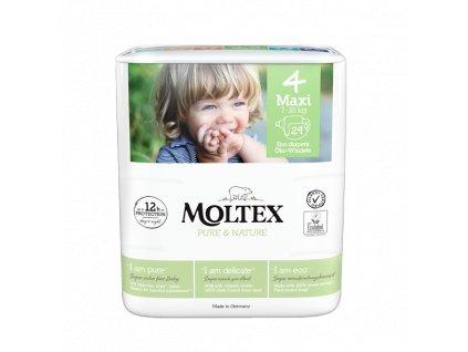 moltex diaper size maxi front