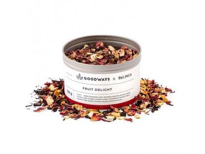 Tea fruit delight Rooibos caj 1