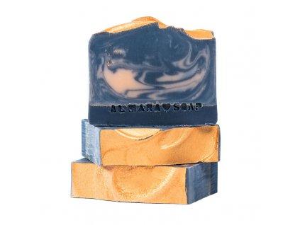 Tuhé mýdlo Amber Nights Almara Soap