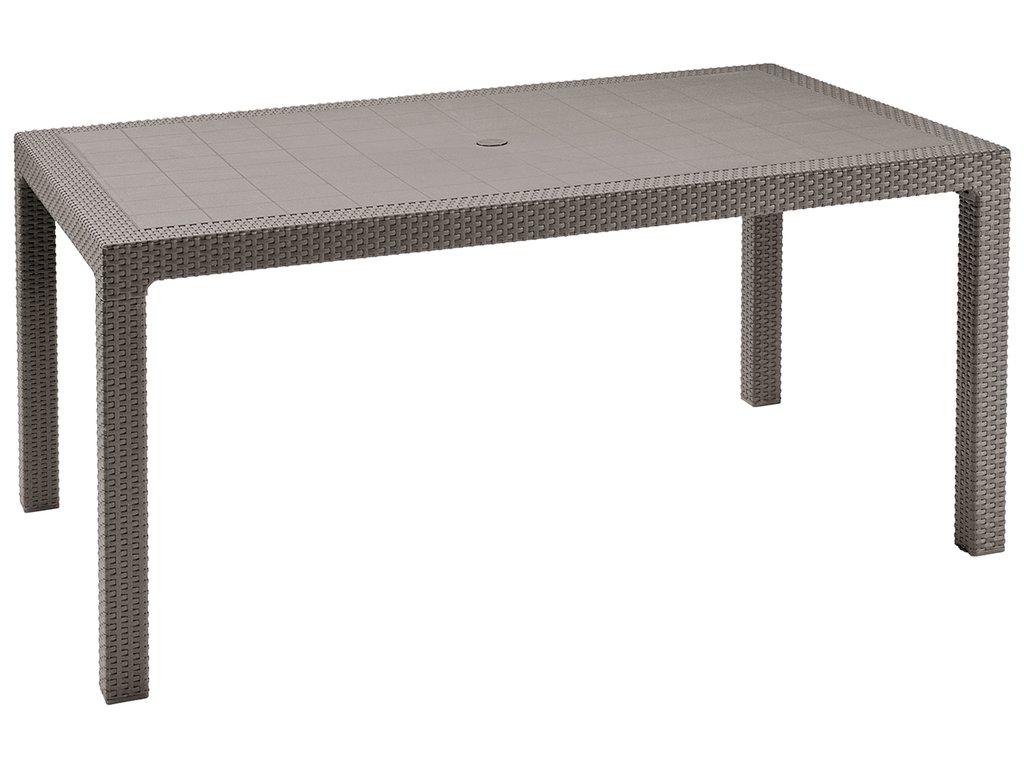 4644 zahradny stol melody cappuccino