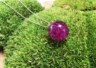 Rostlinné šperky