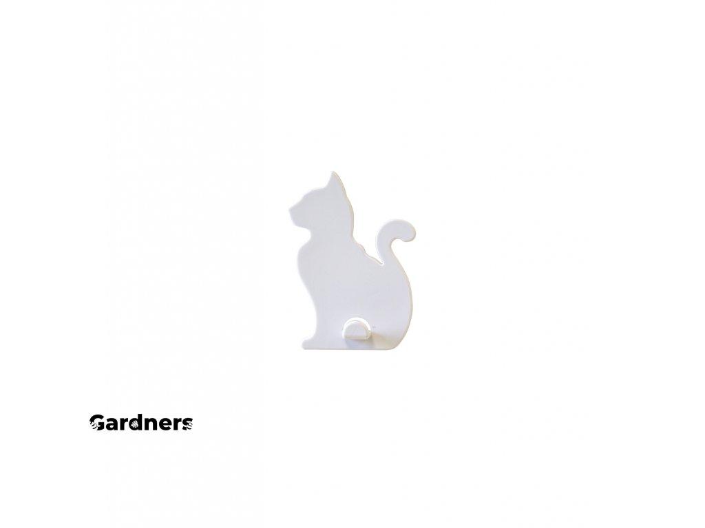 Černé ptáky bílé kočička fotky