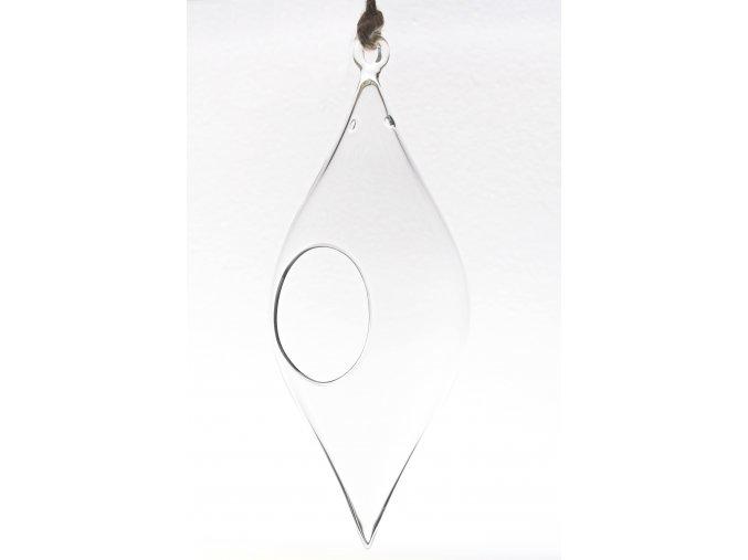 Aerárium kapka 11x26 cm