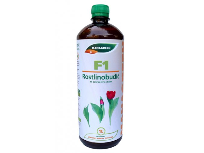 lahev rostlinobudic