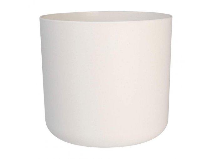Gardners.cz Květináč B.For Soft Round 14 cm, bílá