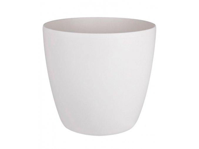 Gardners.cz Květináč Brussels Classic 10,5 cm, bílá
