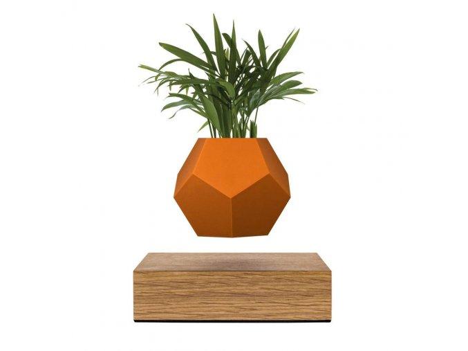 LYFE levitating planter skin terracota color 1080x