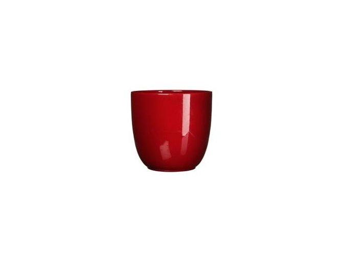 Keramický obal BASIC 7 cm, červená