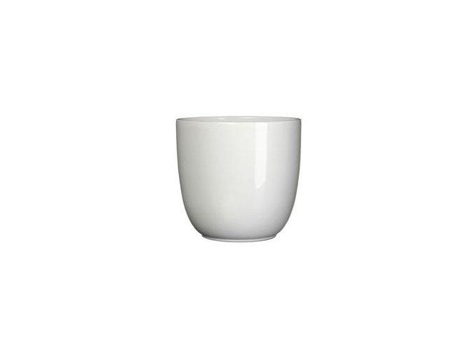 Keramický obal BASIC 22 cm, bílá