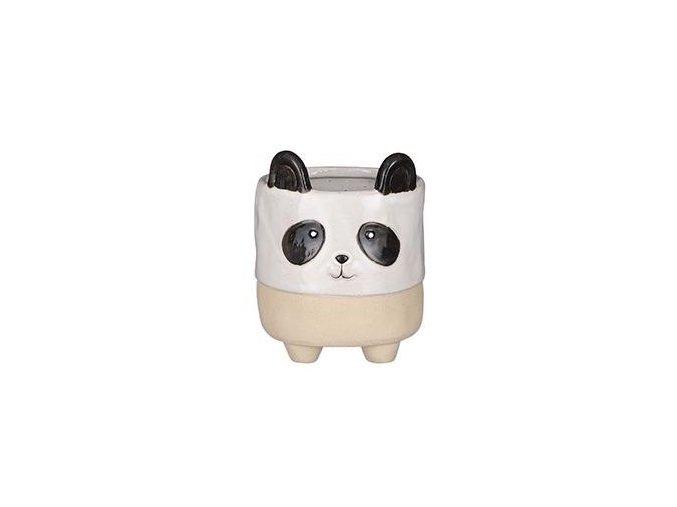 Keramický obal PANDA, průměr 12 cm