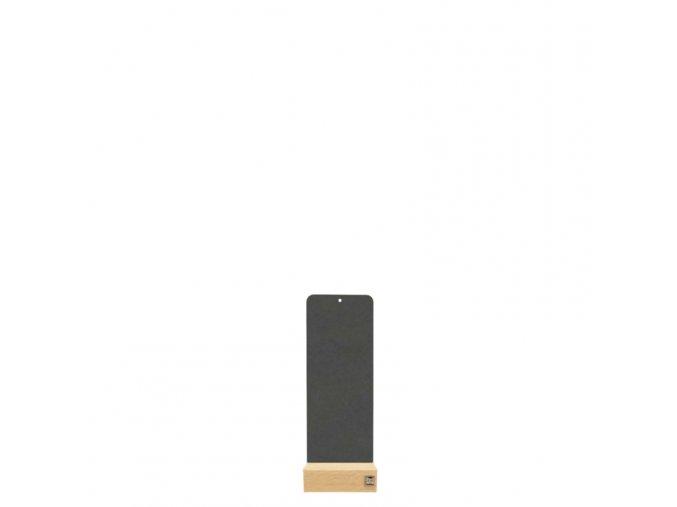 Podstavec pro magnetické květináče 9x24 cm, černá