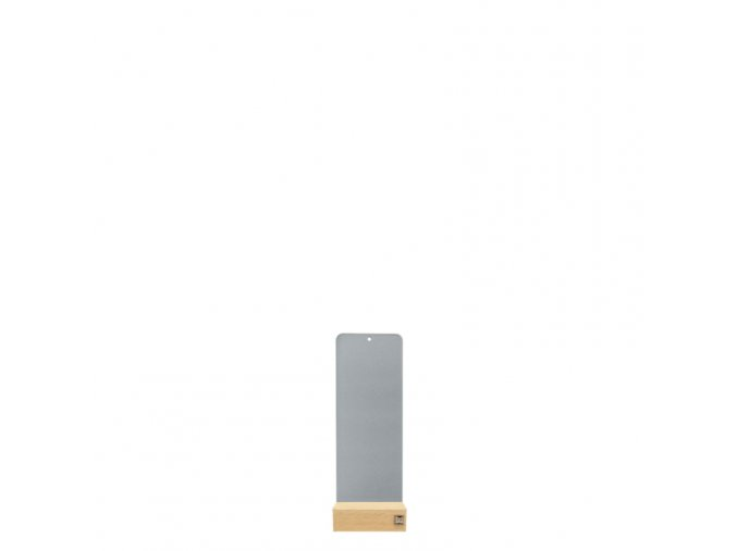Podstavec pro magnetické květináče 9x24 cm, šedá