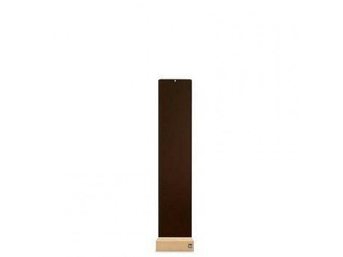 Podstavec pro magnetické květináče 14x50 cm, hnědá