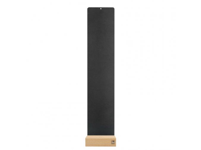 Podstavec pro magnetické květináče 14x70 cm, černá