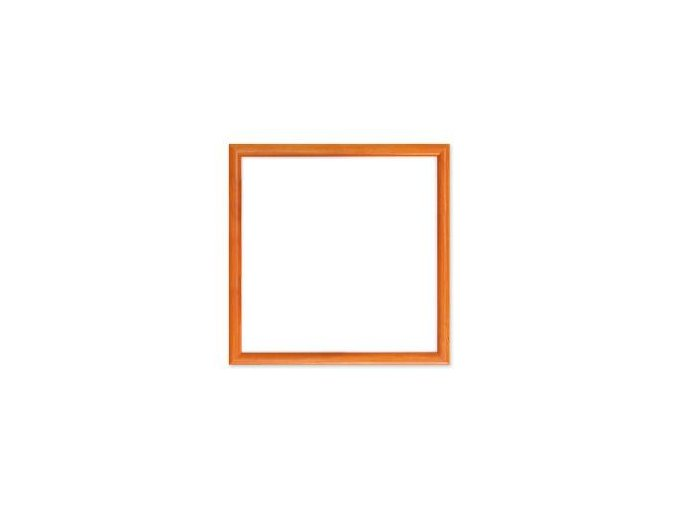 Magnetický obraz 30x30 cm, oranžová