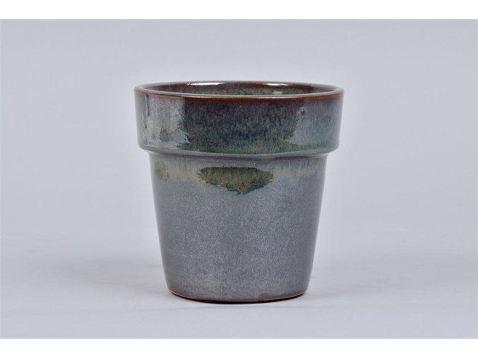 Keramický obal BARCELONA 14 cm, bronzová