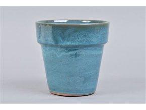 Gardners.cz Keramický obal BARCELONA 17 cm, světle modrá