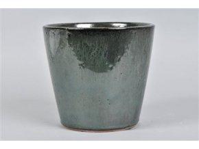 Alicante D. Groen Pot 20x18cm