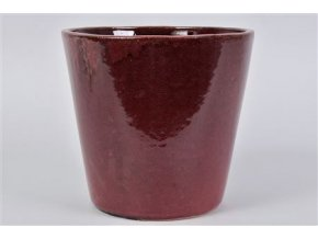 Alicante Ruby Red Pot 24x22cm