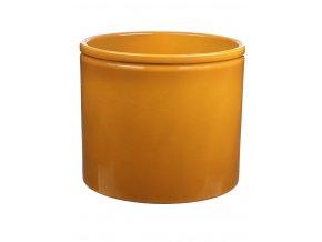 17 cm žlutá